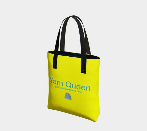 Yarn Queen Tote