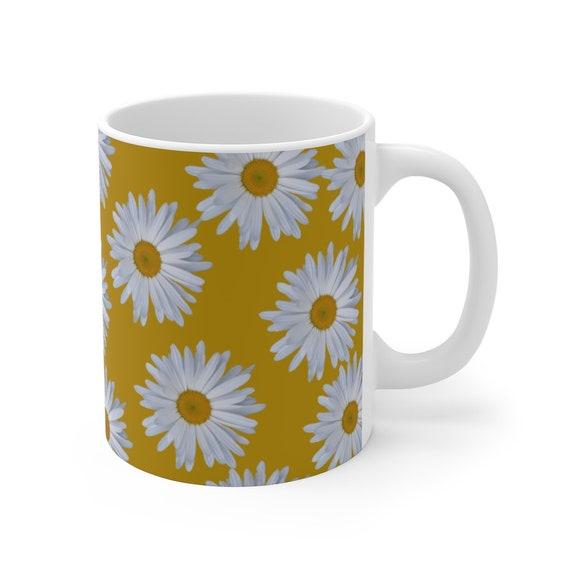 Daisy Mug 11oz