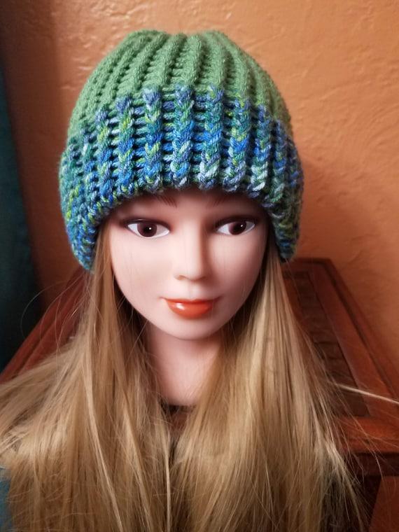 Double Brim Hobo Beanie Hats