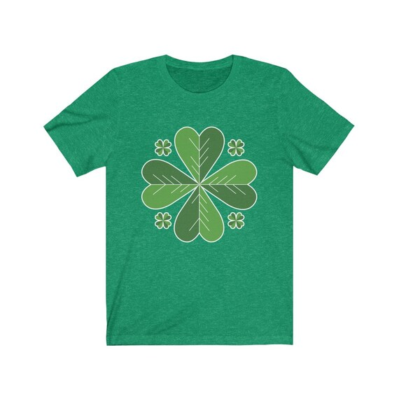 St. Patrick's Day Clovers Unisex Tee *Limited Time Offer*
