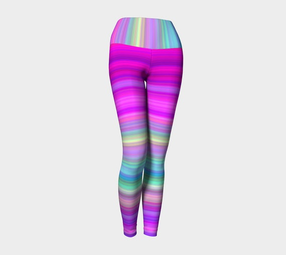 Rainbow Bliss Yoga Leggings