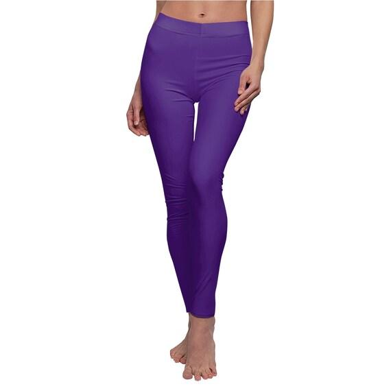 Women's Indigo Skinny Casual Leggings