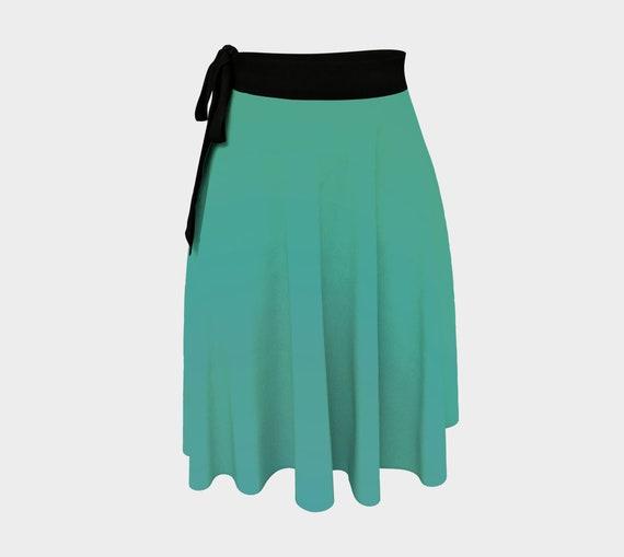 Ocean Breeze Wrap Skirt