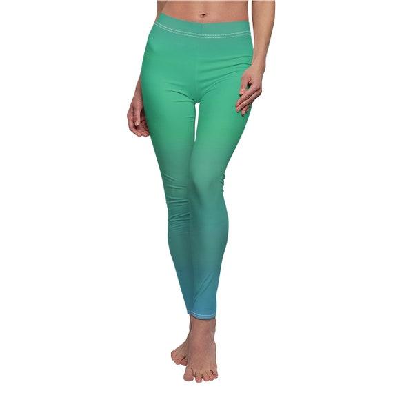 Women's Ocean Breeze Skinny Casual Leggings