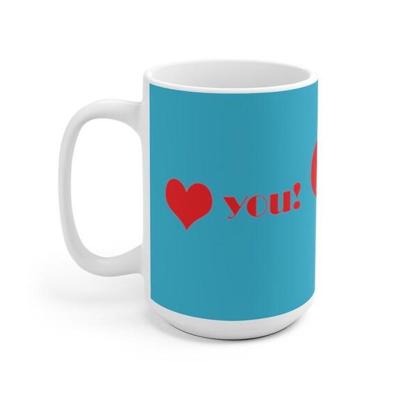 Love Birds Mug 11 & 15oz