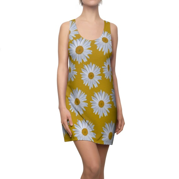 Pushing Up Daisies Racerback Dress