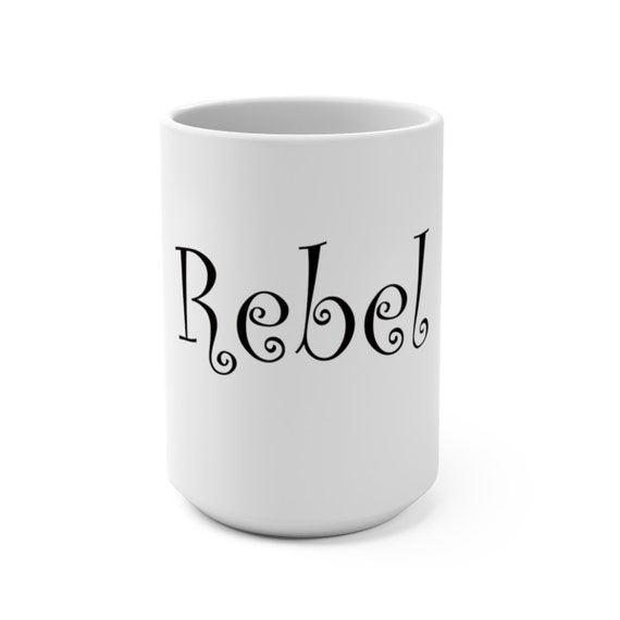 Rebel Mug 15oz