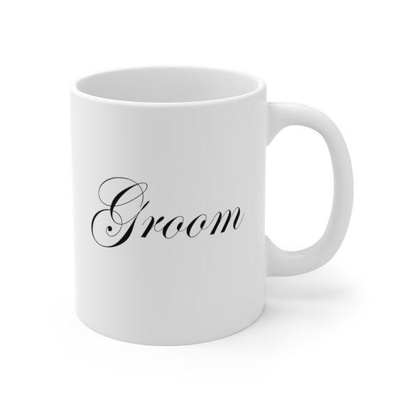Groom Mug 11oz