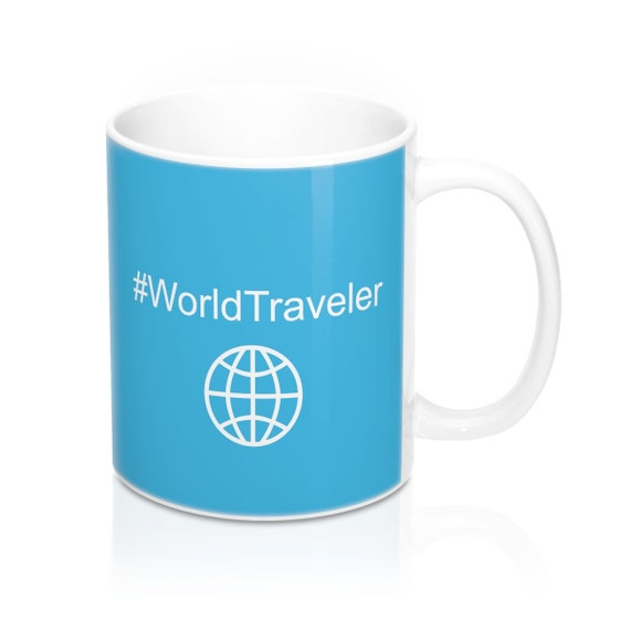 World Traveler Mug 11oz