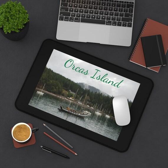 Orcas Island Desk Mat