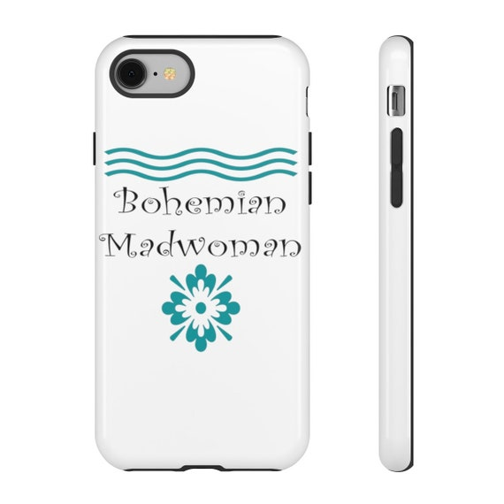 Bohemian Madwoman Signature Tough Cases Signature design