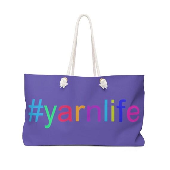 Yarnlife Weekender Bag