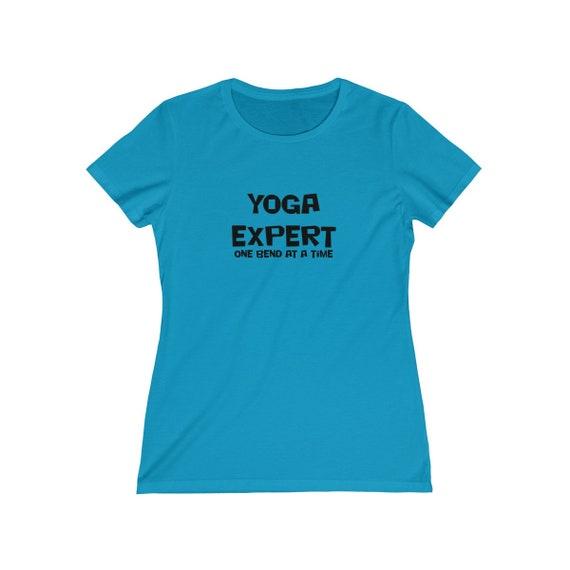 Yoga Expert - Women's Missy Tee
