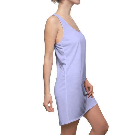Periwinkle Racerback Dress