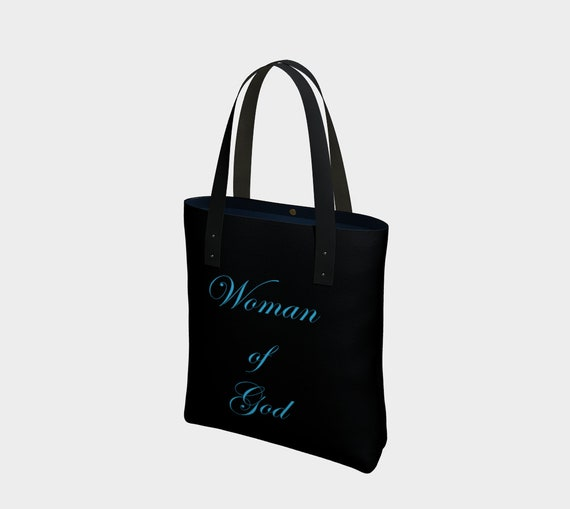 Woman of God Tote