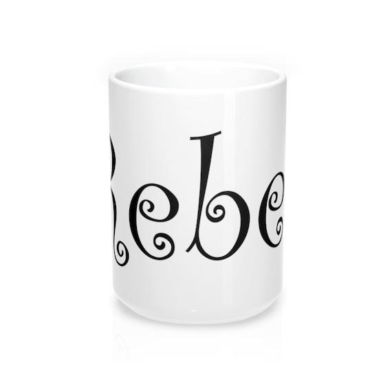 Rebel Mug 15oz