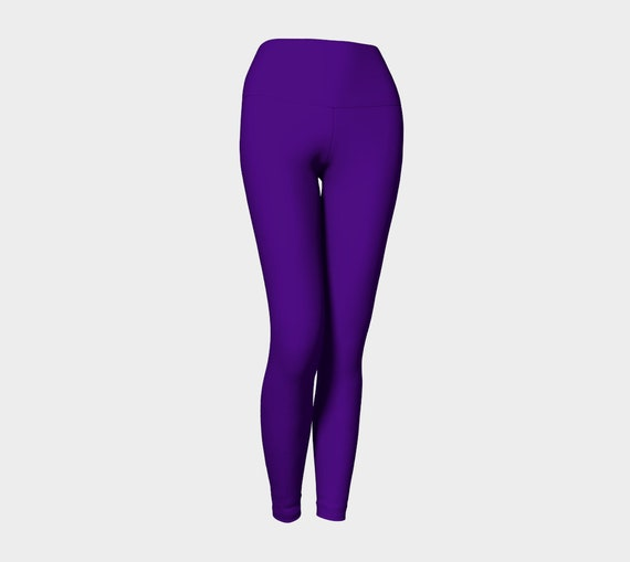 Indigo Yoga Leggings