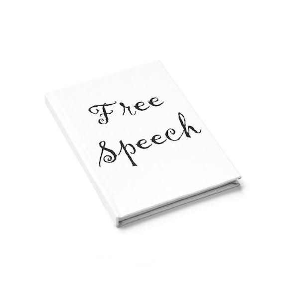 Free Speech Journal - Ruled Line