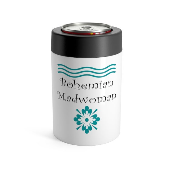 Bohemian Madwoman Signature Can Holder Signature design
