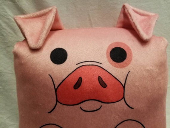 Waddles the Pig Pillow Pal | Etsy