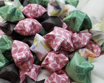 25 True Love Origami Wishing Stars READY TO SHIP