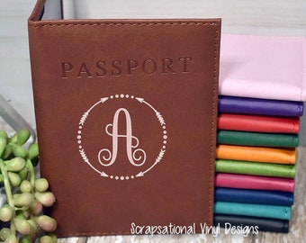 Fly Away Passport Cover