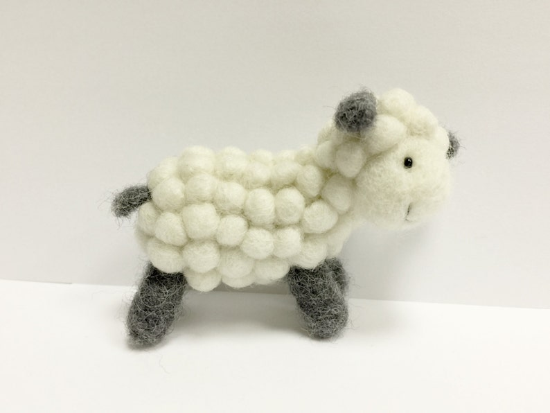 Sheep Figurine Farmers Gift