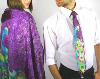 Peacock scarves , peacock wedding wrap, peacock feathers scarf