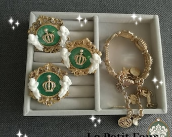 Emerald Palace Ring