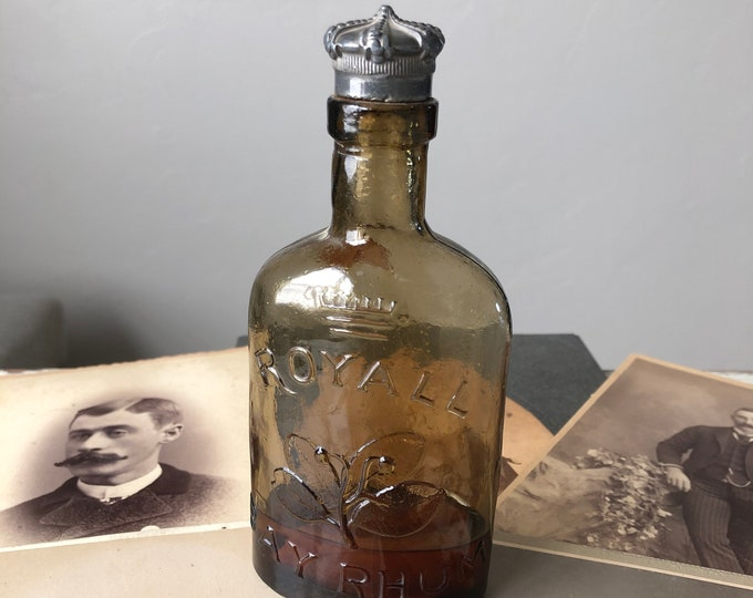 Royall Bay Rhum Vintage Bottle