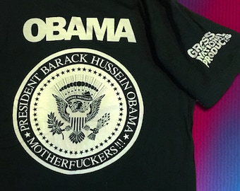 OBAMA 2008 TEE by Gross National