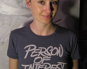 Person Of Interest tee...