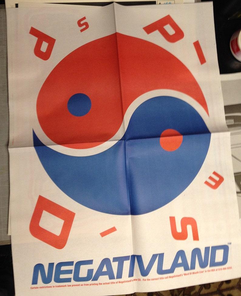 Negativland Dispepsi promotional poster image 0