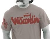 Wisconsin Solidarity tee ...