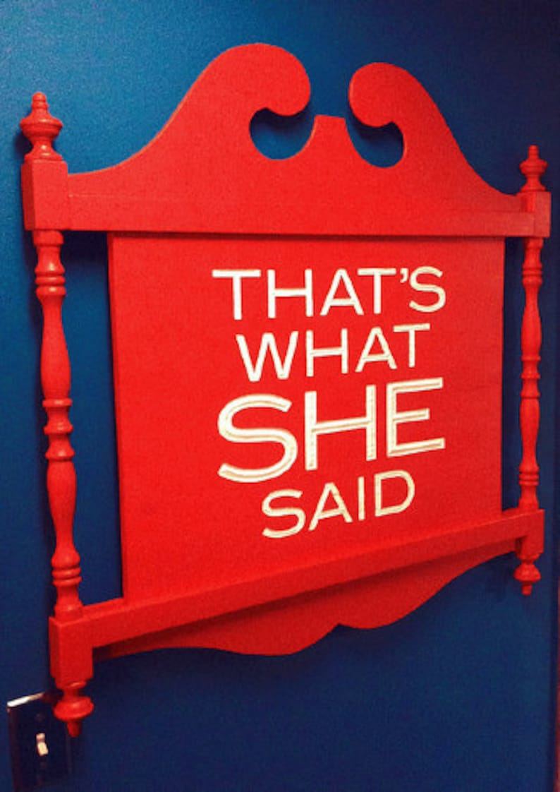 That's What She Said sculpture by Shawn Wolfe image 0