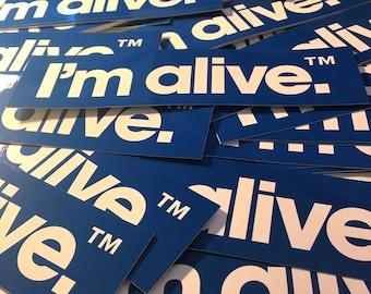 I'm alive.™  VALUE 4x PACK
