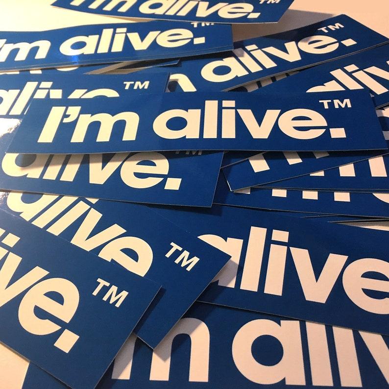 I'm alive.™  VALUE 4x PACK image 0