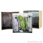 Godzilla Visits the City - Limited Edition Tunnel Book Box
