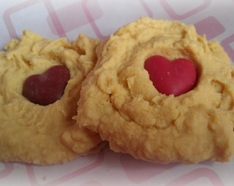 Oatmeal Cookies, Wax Tart Melts, Bakery Scented, Dessert Tarts, Hand Poured, Creative Candles, Eco Friendly, Wax For Warmers, Soy Melts