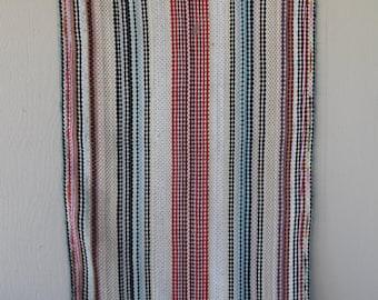 Vintage Rag Rug, No. 4