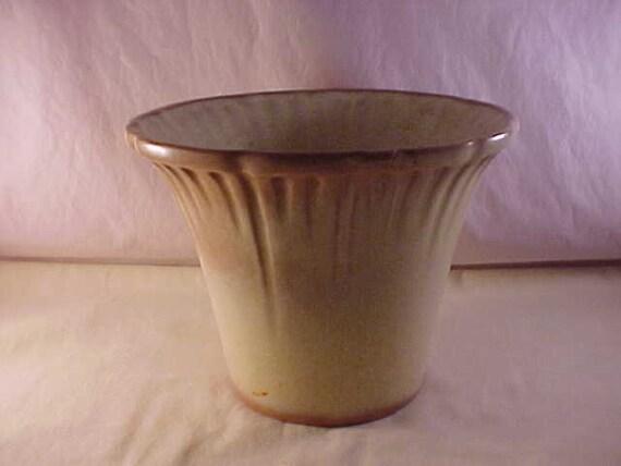 Frankoma Pottery Planter A7 Frankoma Pottery Vase Etsy