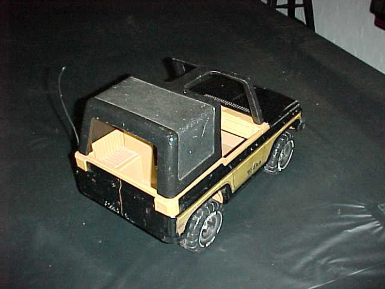 1970s Tonka Truck Mighty Adventure Buggy Jeep Made In USA