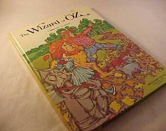 1980s The Wizard of OZ Pop-Up Children's Book