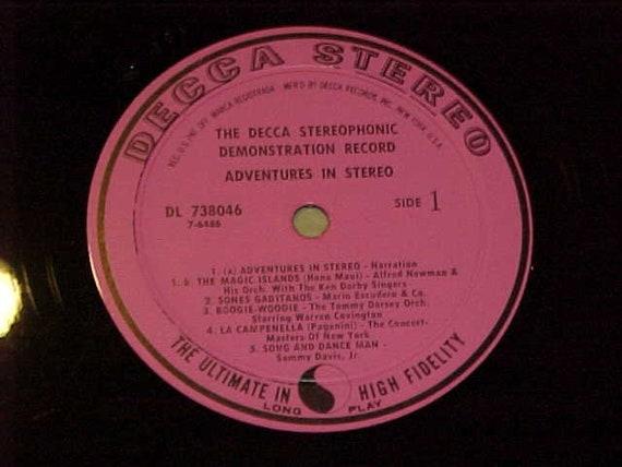 Dating Decca Records