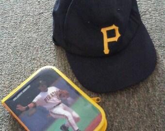 046eed66d83 Federmäppchen Sie Pittsburgh Pirates - Jahrgang 1990 Snapback Cap    authentische team