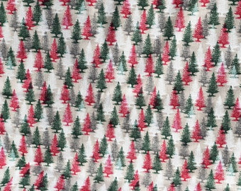 Christmas Tree Flannel pajama pants print lounge dorm made to order your choice size XS - 2X