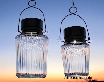 Solar Kilner Jars Mason Jar Decor Outdoor & Gardening Solar Mason Jar Lights