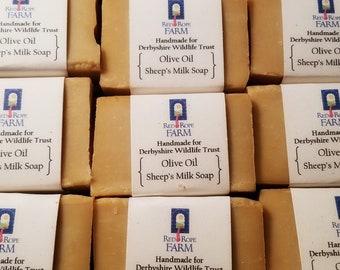 Set of 100 Sample Size Soap Favors - no Custom Labels