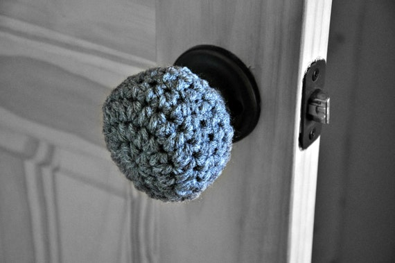 Ordinaire Padded Door Knob Stopper Wall Protector Modern Design | Etsy