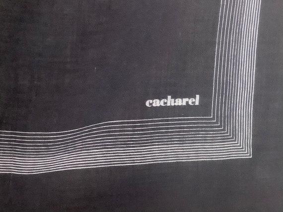 1970s oversized Cacharel for Robinson & Golluber b